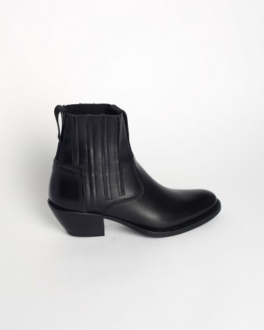 ANKLE BOOTS-BRUNO BORDESE