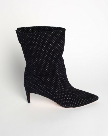 ANKLE BOOTS-RED VALENTINO