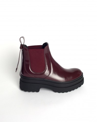 BOOTS-RED VALENTINO